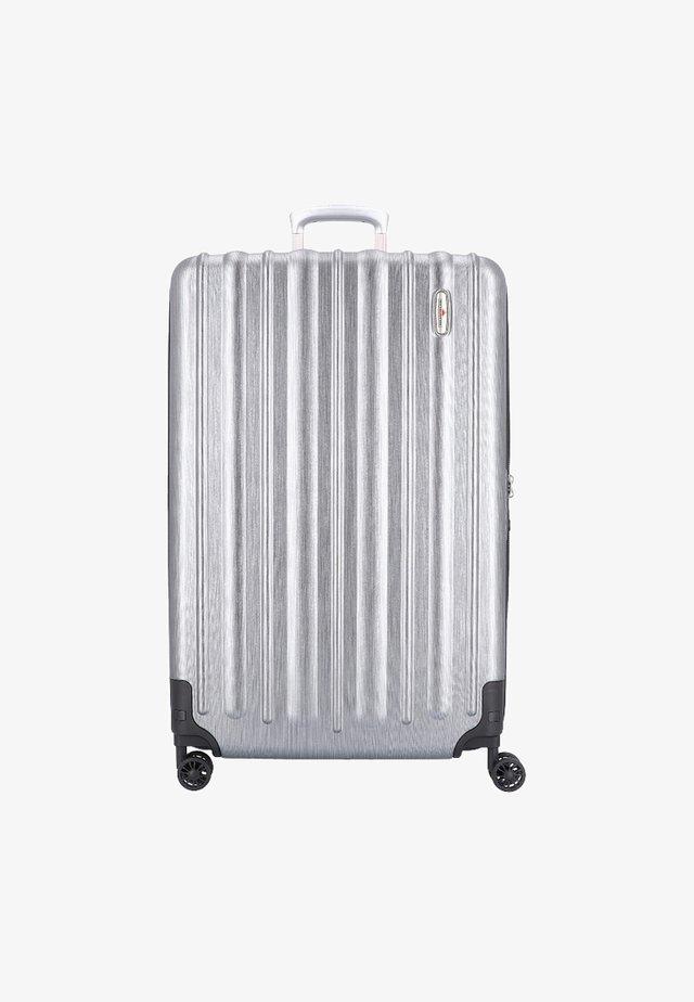 PROFILE PLUS - Wheeled suitcase - silver