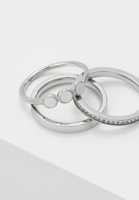 Fossil - CLASSICS 3 PACK - Ring - silber-coloured