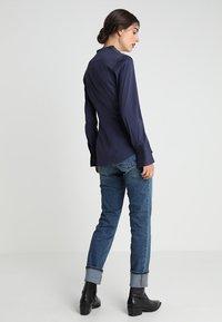 Seidensticker - Button-down blouse - dark blue - 2