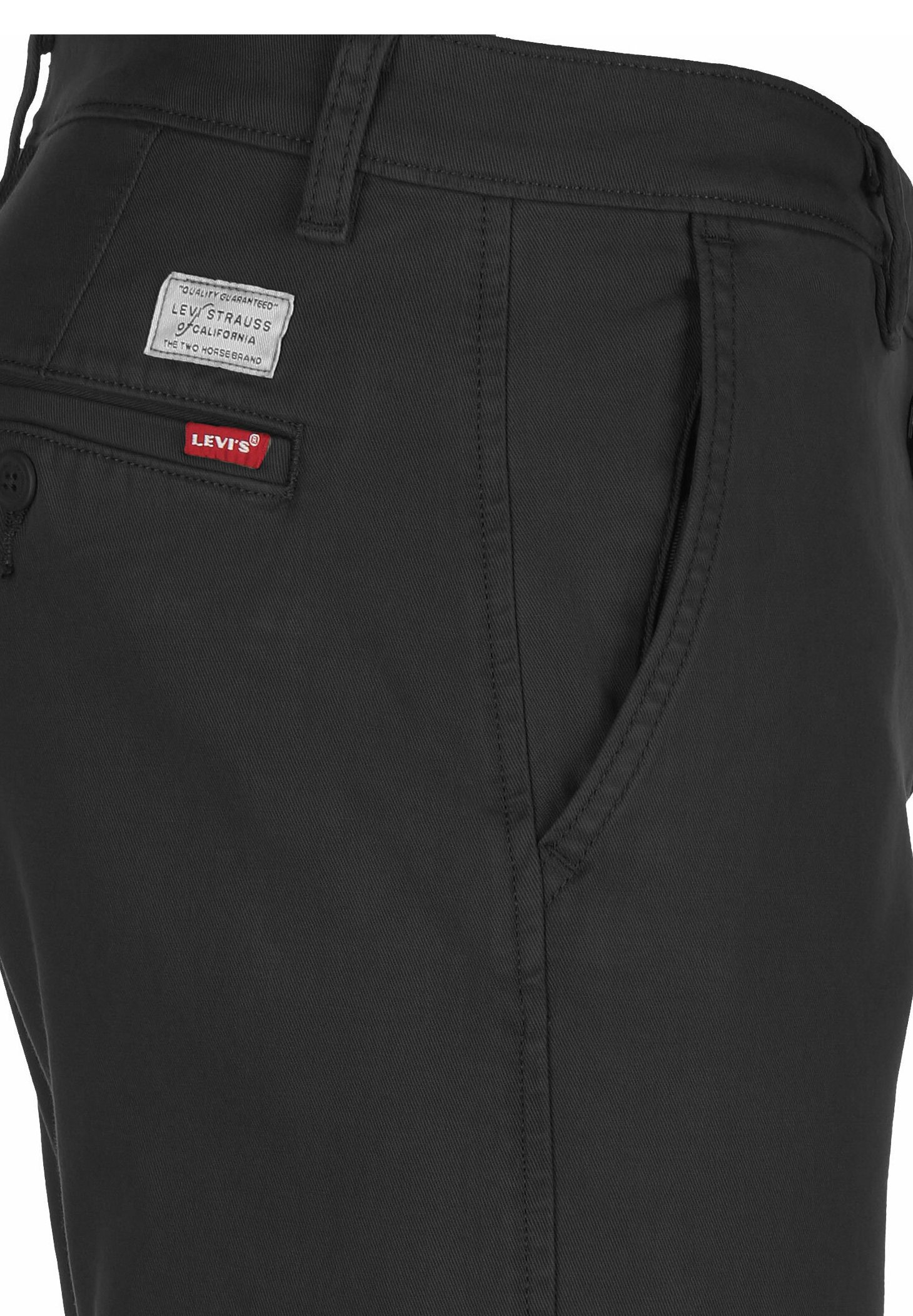Fashionable Factory Outlet Men's Clothing Levi's® XX CHINO SLIM II Chinos mineral black 0iXTPN7ZO qZw5Kp2Ze