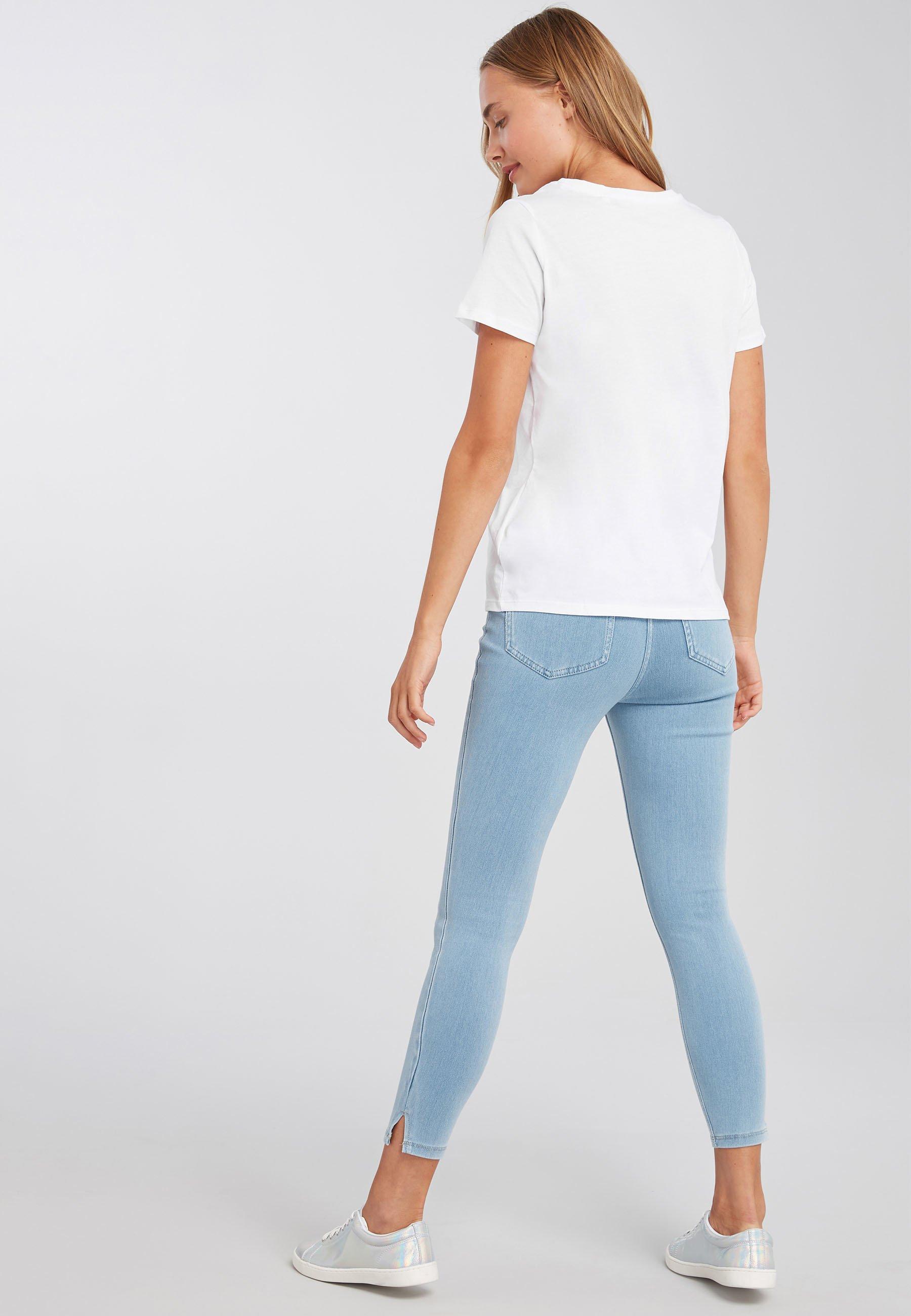 Mujer Camiseta básica
