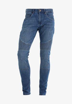 Jean slim - blue washed