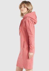 khujo - HALOUMA - Day dress - rosa - 7