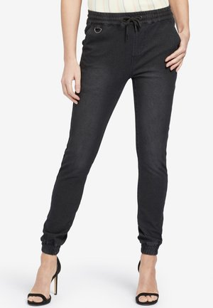 ERIE - Jeans Tapered Fit - black