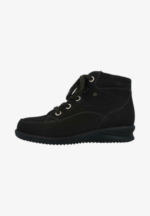 PARSENN - Lace-up ankle boots - black