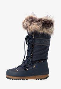 Moon Boot - MONACO WP - Vinterstøvler - denim blue - 1