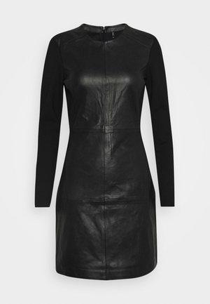 ONLLENA DRESS - Denní šaty - black