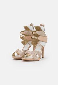 Cosmoparis - ZALIA - Sandals - nude/or - 2