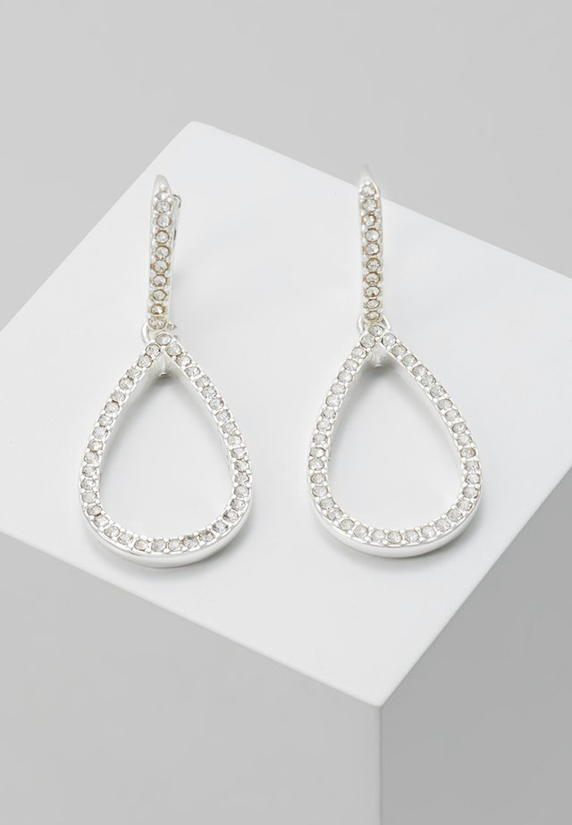 EARRINGS DELIA - Orecchini - silver-coloured