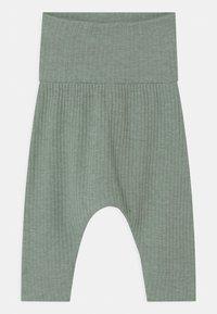 Name it - NBMFRODDE 2 PACK - Leggings - Trousers - desert palm/iceberg green - 3