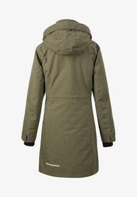 Didriksons - EMILIA - Winter coat - fog green - 4