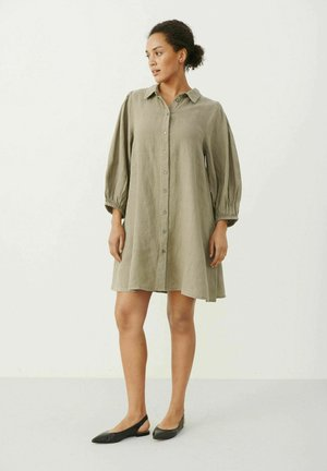 ELAINAPW DR - Shirt dress - vetiver