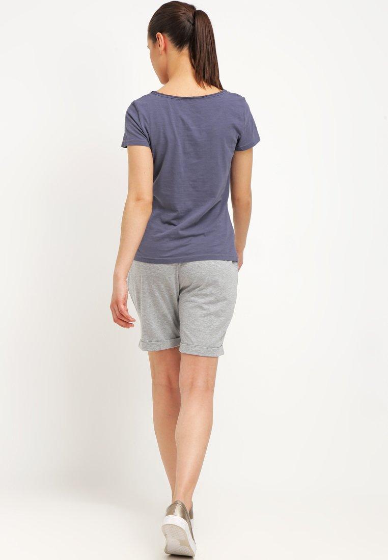 Kaffe JILLIAN  - Shorts - light grey melange wTtw8