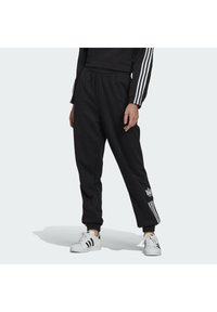 adidas Originals - TRACKPANT - Tracksuit bottoms - black - 0