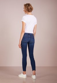 7 for all mankind - CROP - Jeans Skinny Fit - bair duchess - 2