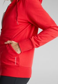 Esprit Sports - Hoodie - red - 4