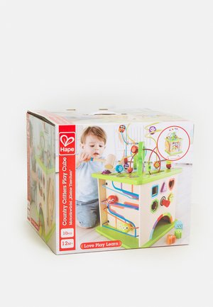 COUNTRY CRITTERS PLAY CUBE - Lelu - multi