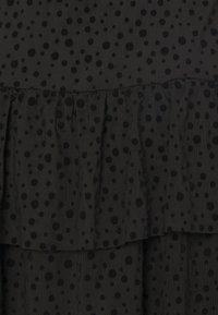 ONLY - ONLSANNA SHORT SKIRT  - A-line skirt - black - 2