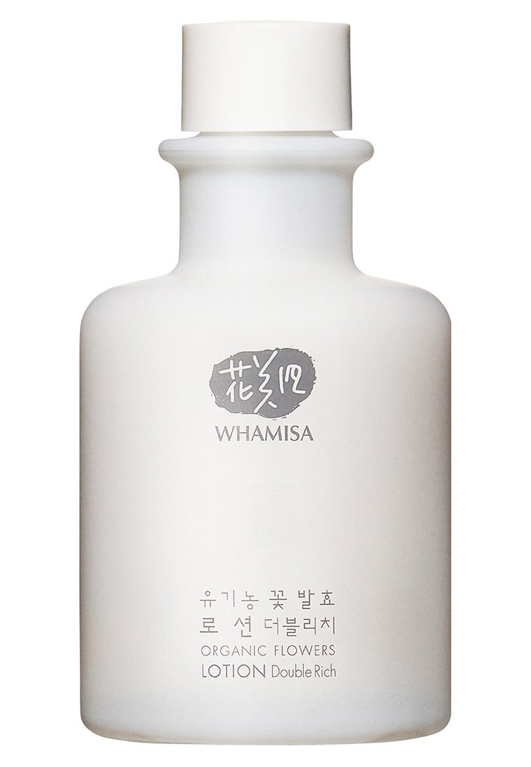 Whamisa - ORGANIC FLOWERS LOTION DOUBLE RICH  - Face cream - -