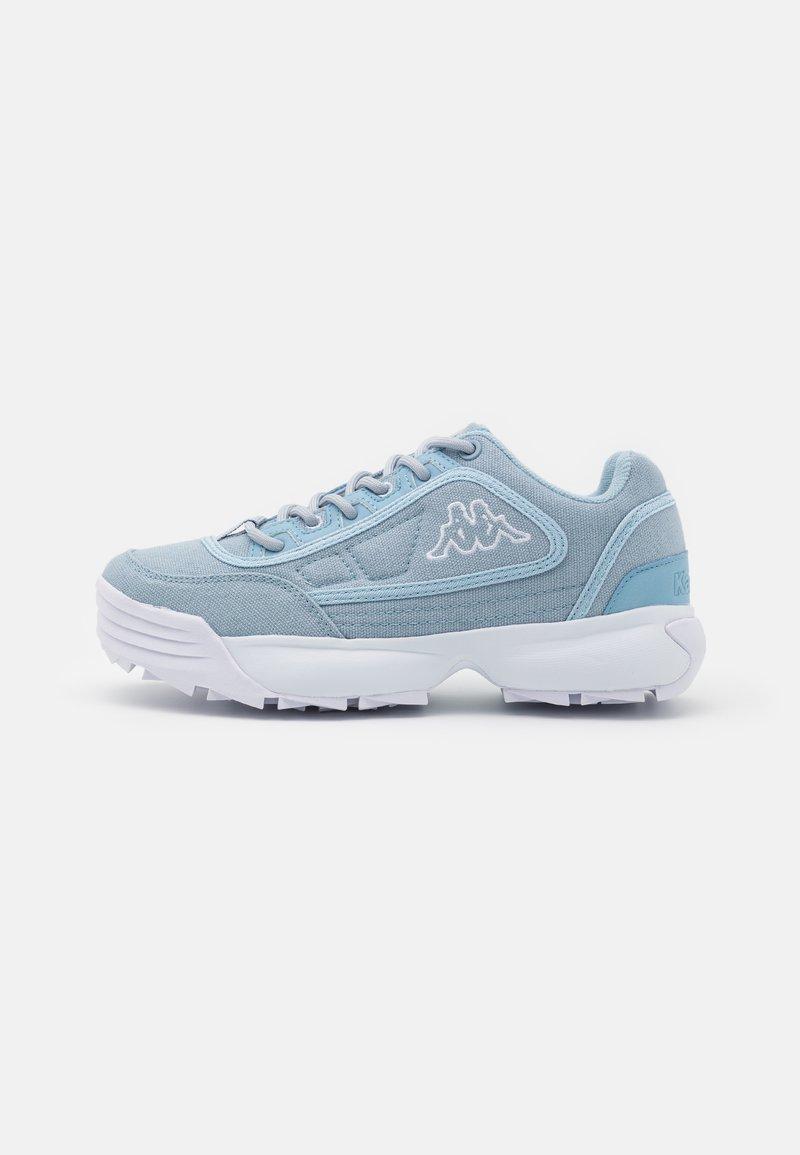 Kappa - RAVE SUN - Sports shoes - ice/white
