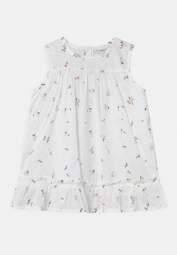 NBFFORA SPENCER - Shirt dress - bright white