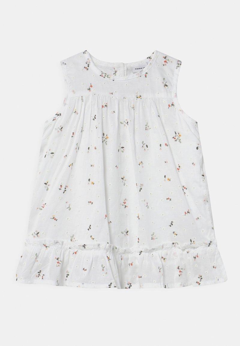 Name it - NBFFORA SPENCER - Shirt dress - bright white