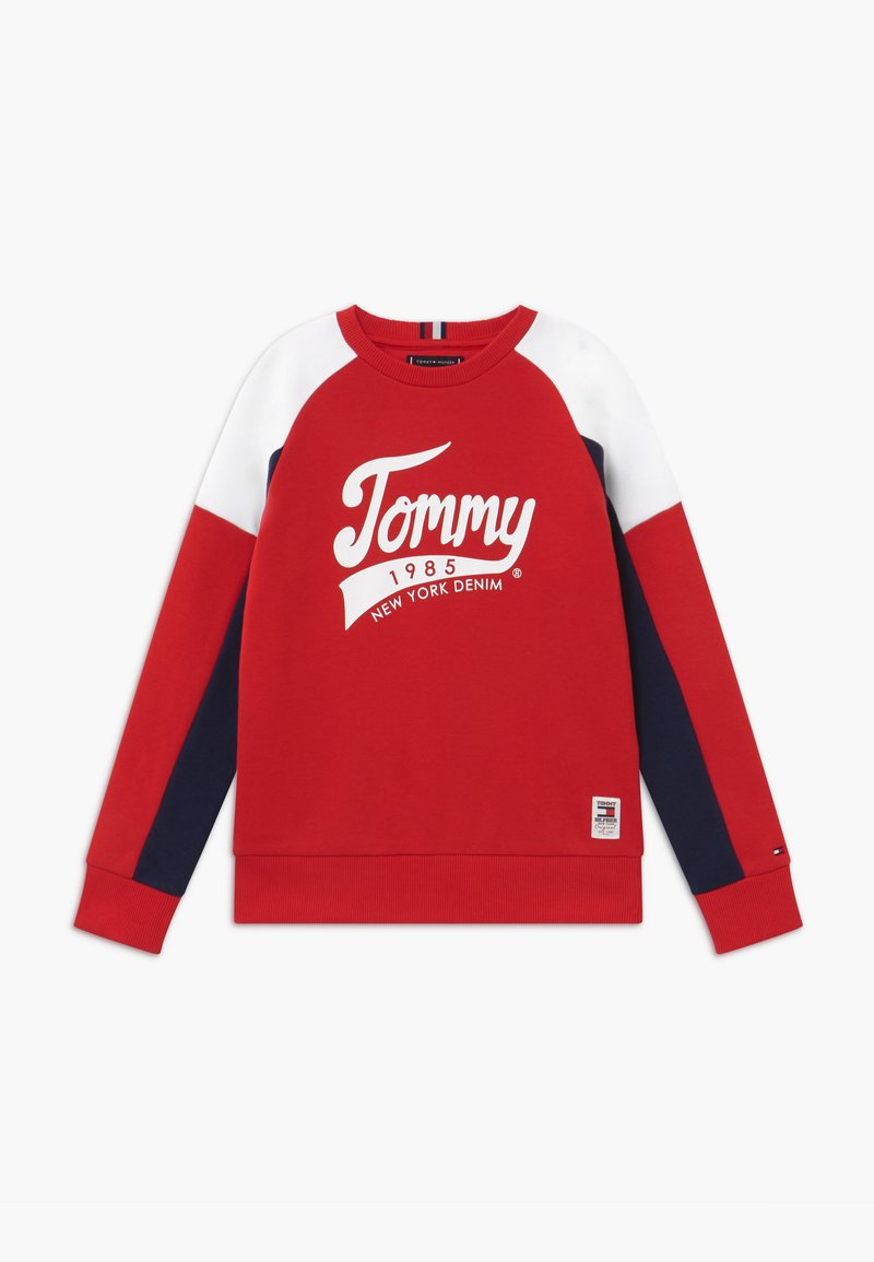 Tommy Hilfiger - Longsleeve - red