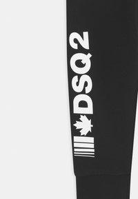 Dsquared2 - UNISEX - Tracksuit bottoms - black - 2
