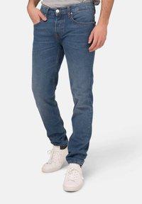 MUD Jeans - Straight leg jeans - stone blue - 0