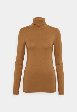 TANNER   - Long sleeved top - brown oak