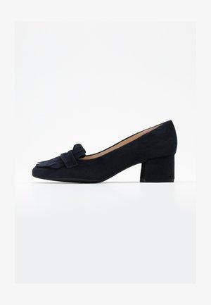 PAT - Classic heels - navy