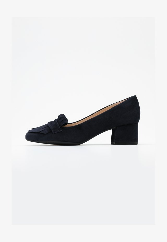 PAT - Pumps - navy