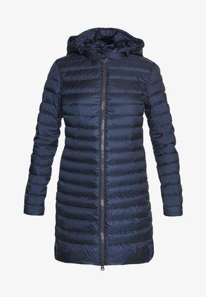 HALFORD - Kabát zprachového peří - navy