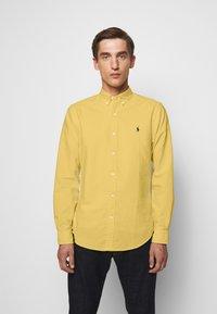 Polo Ralph Lauren - LONG SLEEVE SPORT - Hemd - fall yellow - 0