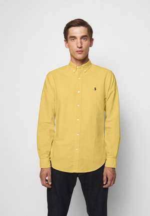 LONG SLEEVE SPORT - Camisa - fall yellow