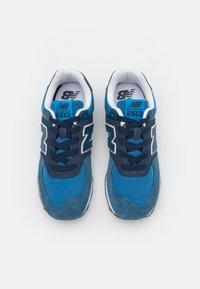 New Balance - Baskets basses - natural indigo/oxygen blue - 3