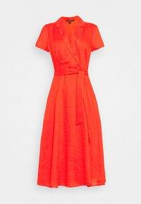 Esprit Collection - SPRING - Hverdagskjoler - red orange - 0