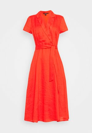 SPRING - Freizeitkleid - red orange