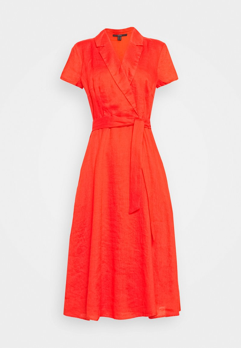 Esprit Collection - SPRING - Hverdagskjoler - red orange