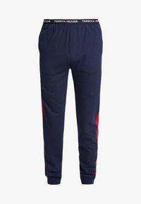 Tommy Hilfiger - PANEL PANT - Pyjama bottoms - blue - 3