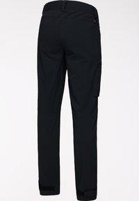 Haglöfs - Outdoor trousers - true black - 5