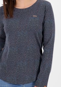 alife & kickin - Long sleeved top - marine - 4