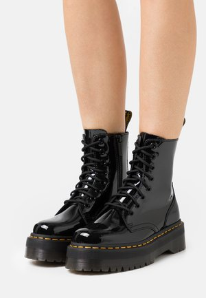JADON - Bottines à plateau - black