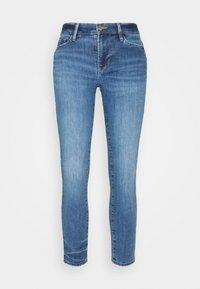 DE JEANNE CROP - Jeans Skinny Fit - maiden