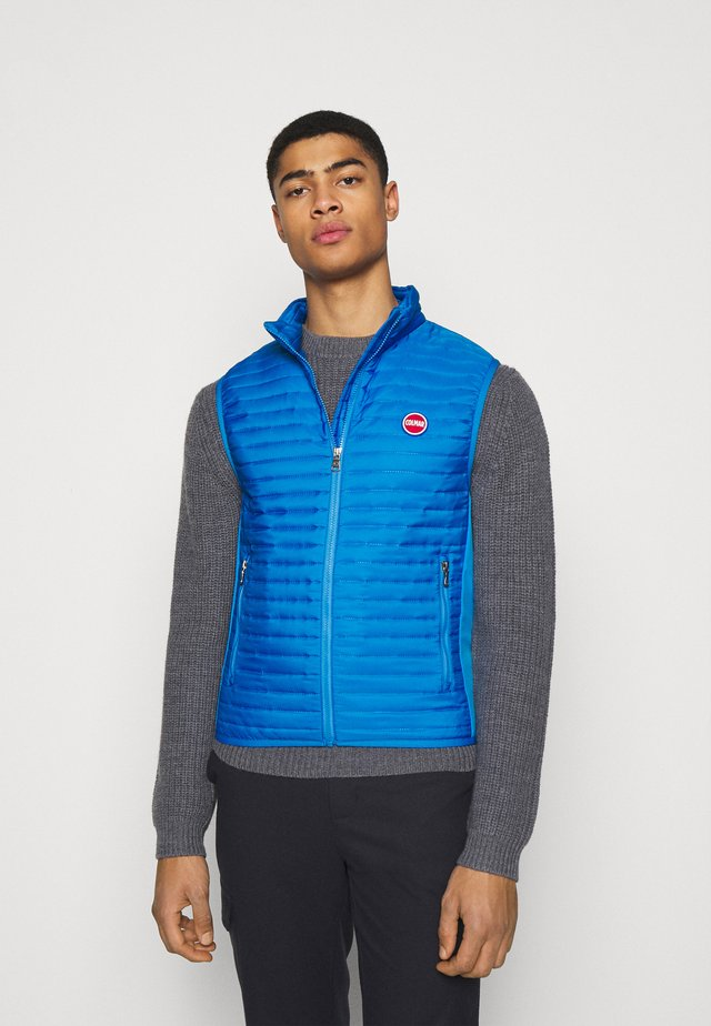 MENS VESTS - Liivi - blue