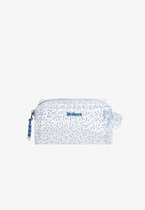 Wash bag - blue