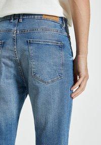 PULL&BEAR - Skinny džíny - light blue denim - 4