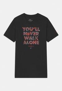 Nike Performance - LIVERPOOL FC VOICE - Club wear - black - 0