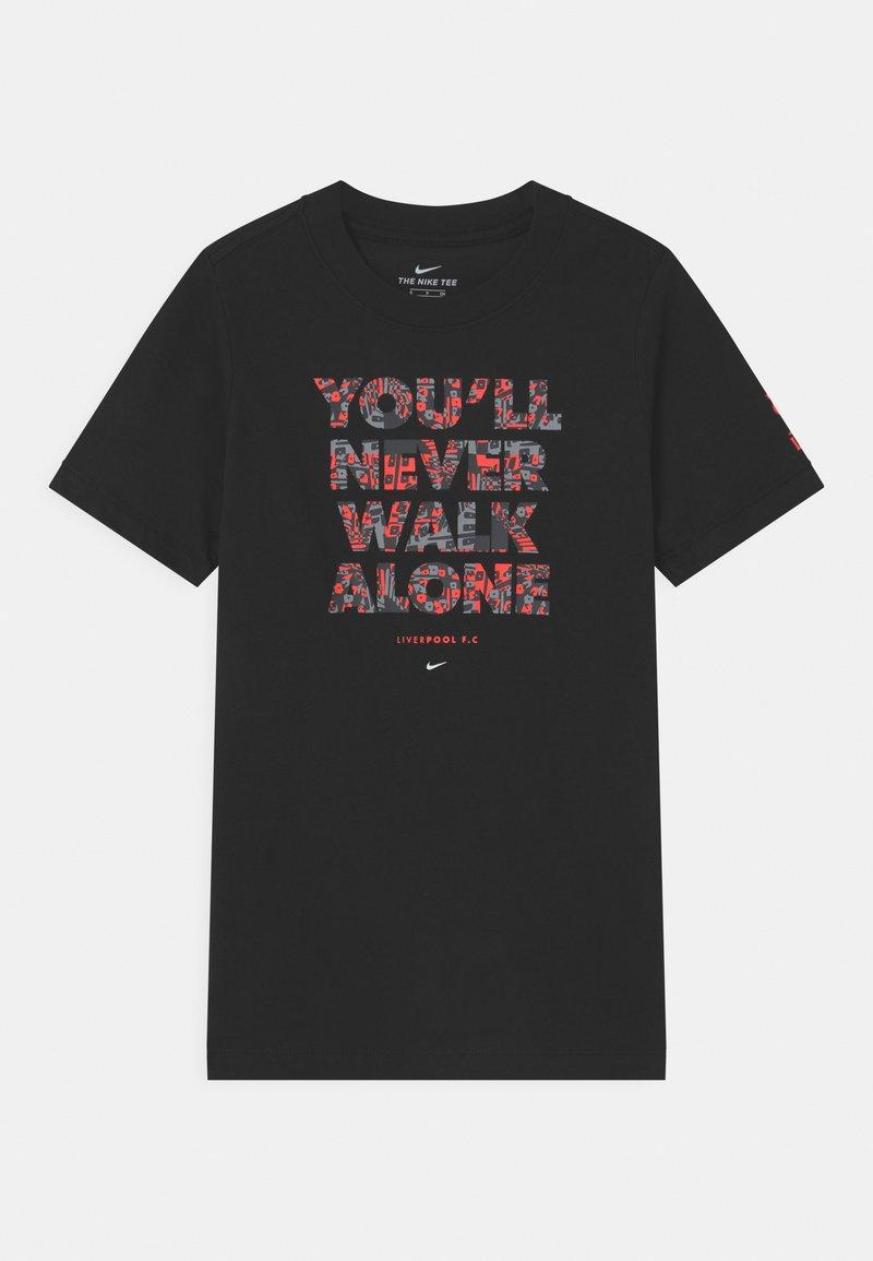 Nike Performance - LIVERPOOL FC VOICE - Club wear - black