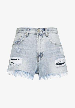 Short en jean - light bleach